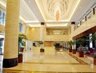 at the Ramada Plaza Hangzhou Xiaoshan in Hangzhou, China