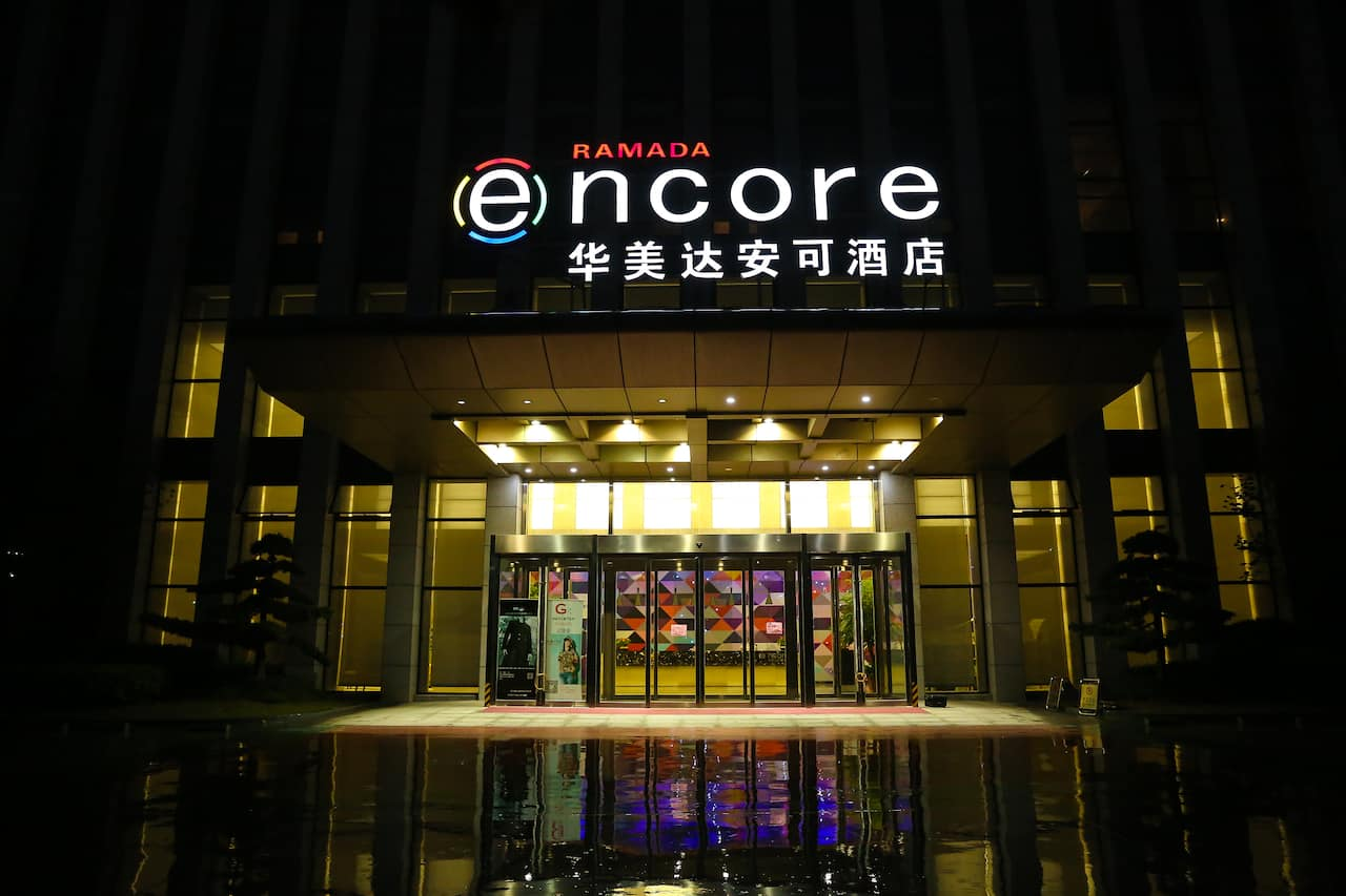 Ramada Encore Hangzhou Olympic in  Fuyang,  CHINA