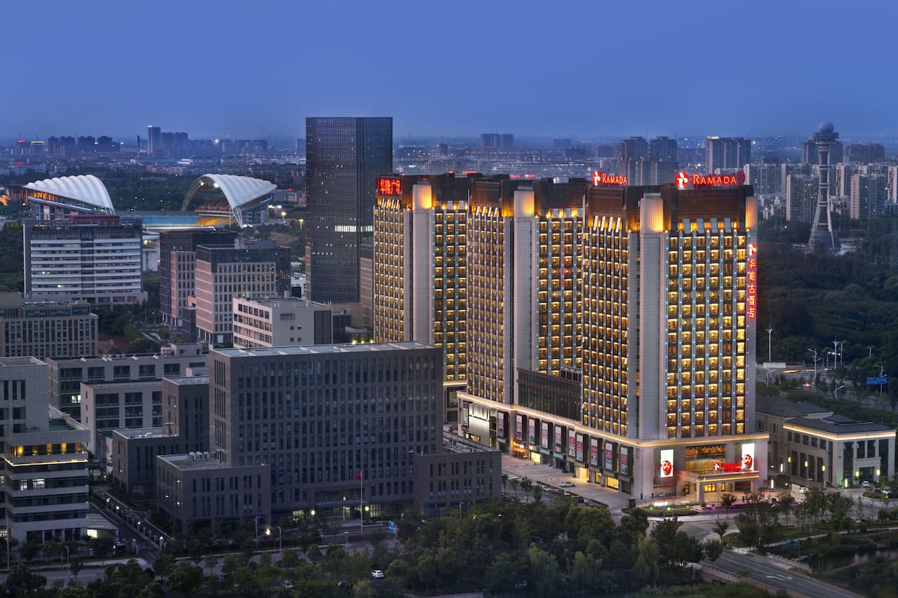 Ramada Jiaxing in  Hangzhou,  China