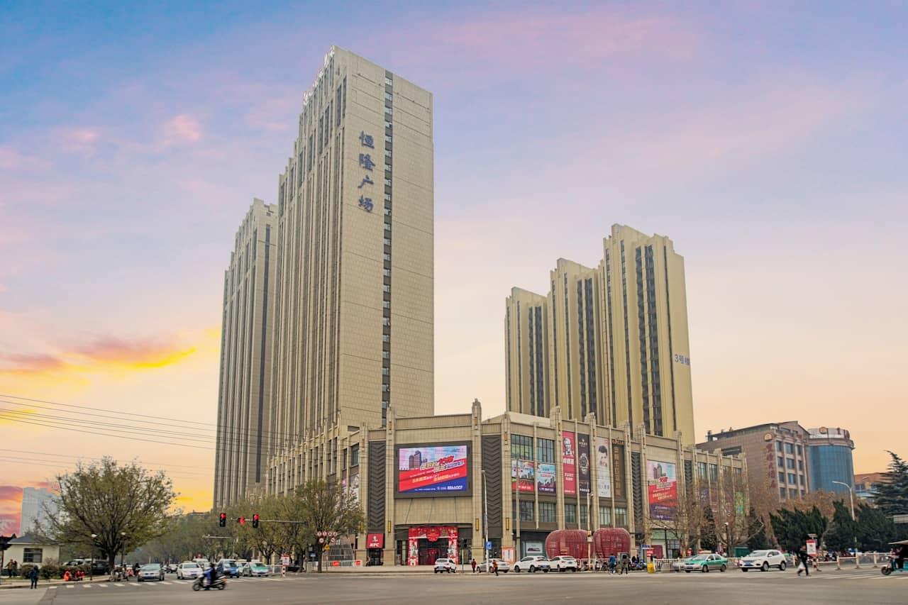 Ramada Encore Lingbao in  Lingbao City,  China