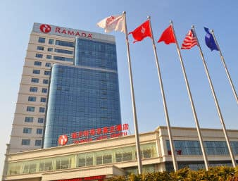 Ramada Linyi North in Linyi, China