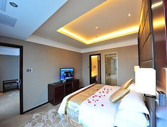 at the Ramada Pingtan Hotel in Pingtan, China
