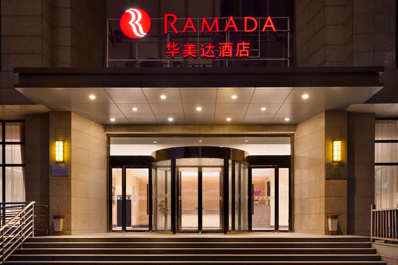 Ramada Shanghai Minhang in  Shanghai,  China