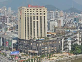 Ramada Plaza Shaoguan City Centre in Shaoguan, China