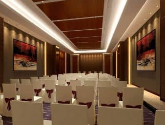 at the Ramada Plaza Shaoguan City Centre in Shaoguan, China