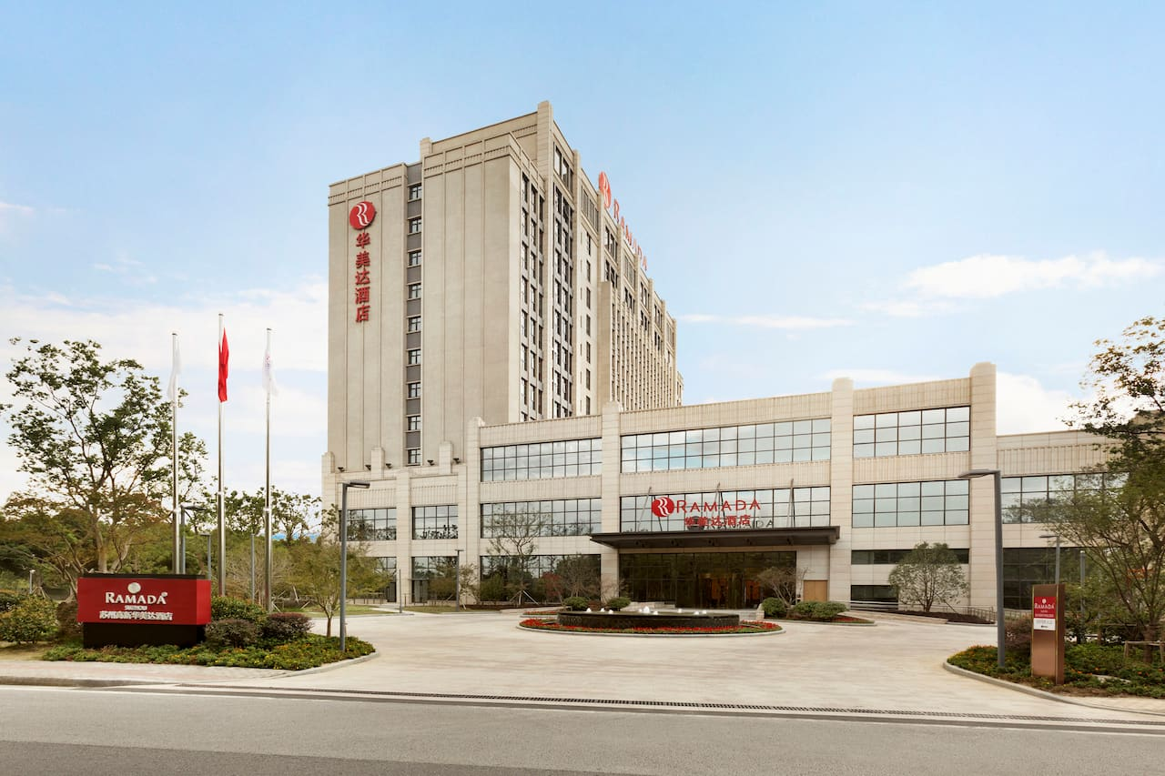 Ramada Suzhou in  Wuxi,  China
