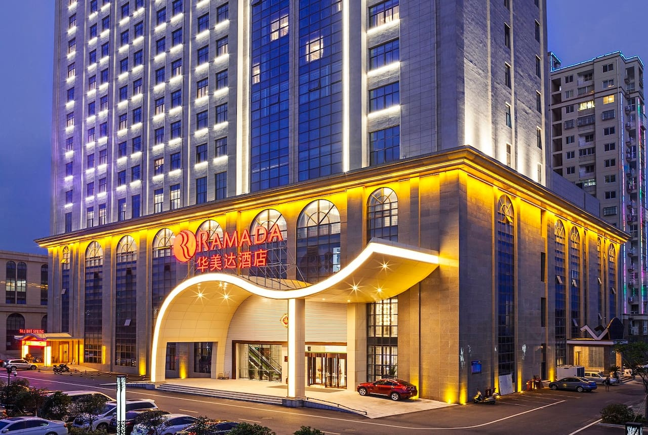 Ramada Taixing in Jiangyin, China