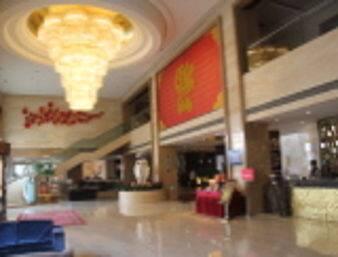 at the Ramada Plaza Weifang in Weifang, China