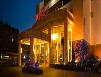 Ramada Plaza Optics Valley Hotel Wuhan Wuchang in Wuhan, China