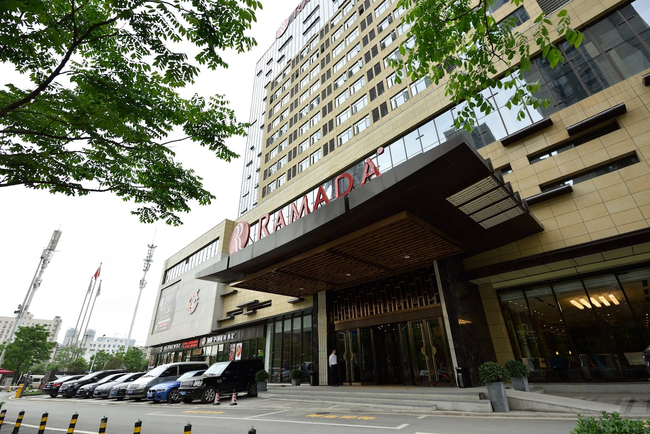 Ramada Wuhan Jianghan in  Wuhan,  CHINA