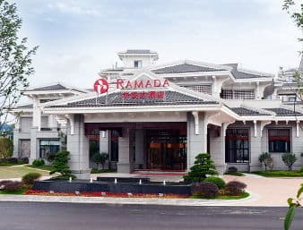 Ramada Wuyishan in  Fujian,  CHINA