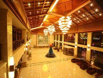 Ramada Plaza Xishuangbanna in Xishuangbanna Dai Autonomous Prefecture, China