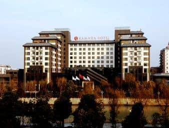 Ramada Plaza Yangzhou Casa in  Jiangdu,  China