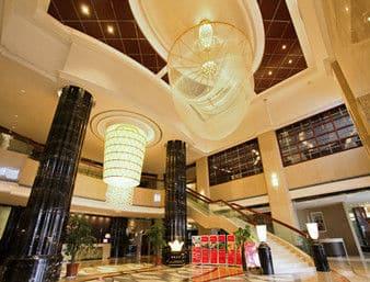 at the Ramada YangZhou BaoYing in Yangzhou, China