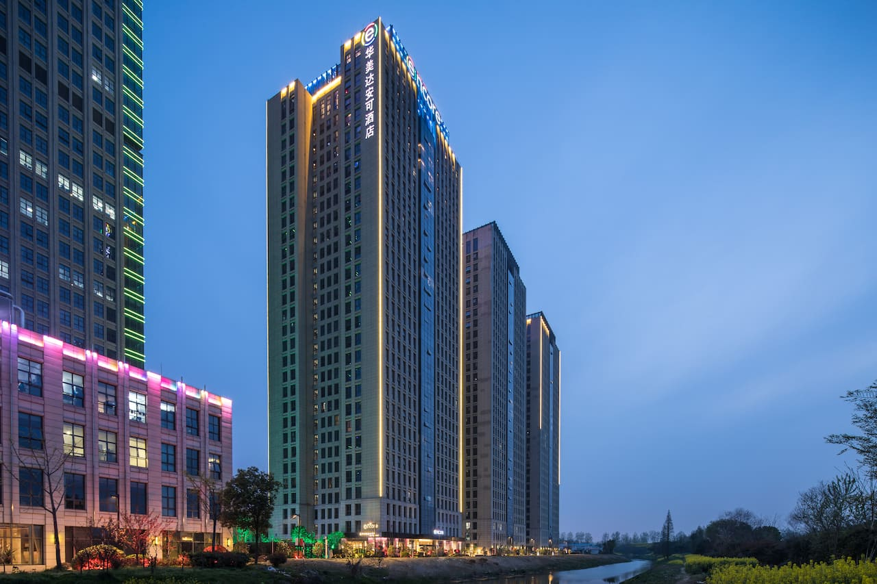Ramada Encore Yangzhou Universal Financial Town in  Taizhou,  CHINA