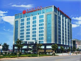 Ramada Plaza Yantai in  Yantai,  China