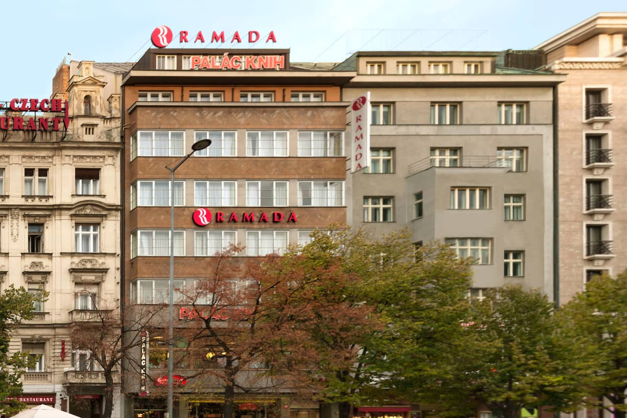 Ramada Prague City Centre near Prague State Opera Sttn Opera Praha
