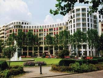 Ramada Plaza Berlin City Centre Hotel and Suites in Berlin, Deutschland