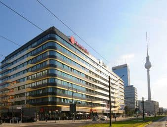 Ramada Berlin Alexanderplatz in Berlin, GERMANY
