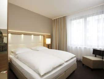 at the Ramada Berlin Alexanderplatz in Berlin, Germany