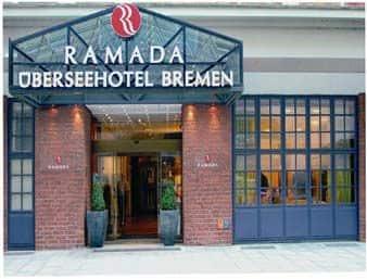 Ramada Ueberseehotel Bremen in Gnarrenburg, GERMANY