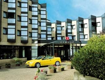 Ramada Bruehl-Koeln in  Cologne,  Germany