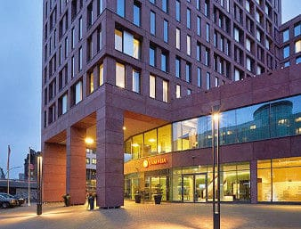 Ramada Hamburg City Center in Stade, Germany