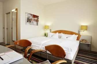 Guest room at the Ramada Huerth-Koeln in Huerth Koeln, Other than US/Canada
