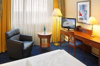 Guest room at the Ramada Kassel City Centre in Kassel, Other than US/Canada