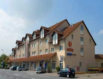 Ramada Lampertheim in  Darmstadt,  GERMANY