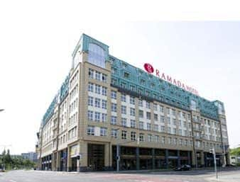 Ramada Leipzig City Centre in Schkeuditz, GERMANY