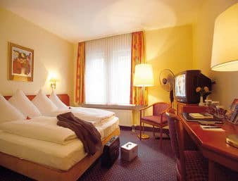 at the Ramada Mannheim in Mannheim, Germany
