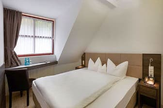 Guest room at the Ramada Nuernberg Landhotel in Nuernberg, Other than US/Canada
