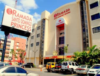 Ramada Santo Domingo Princess Hotel in  Santo Domingo,  DOMINICAN REPUBLIC