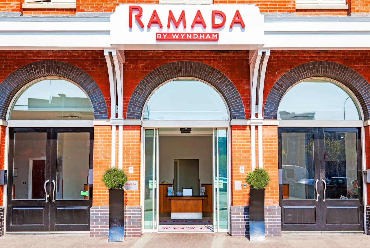at the Ramada Encore Belfast City Centre in Belfast, United Kingdom