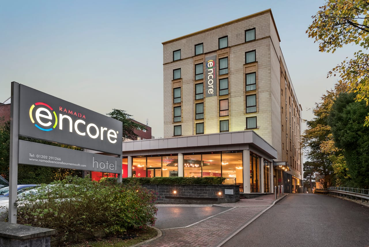 Ramada Encore Bournemouth in Bournemouth England, UNITED KINGDOM