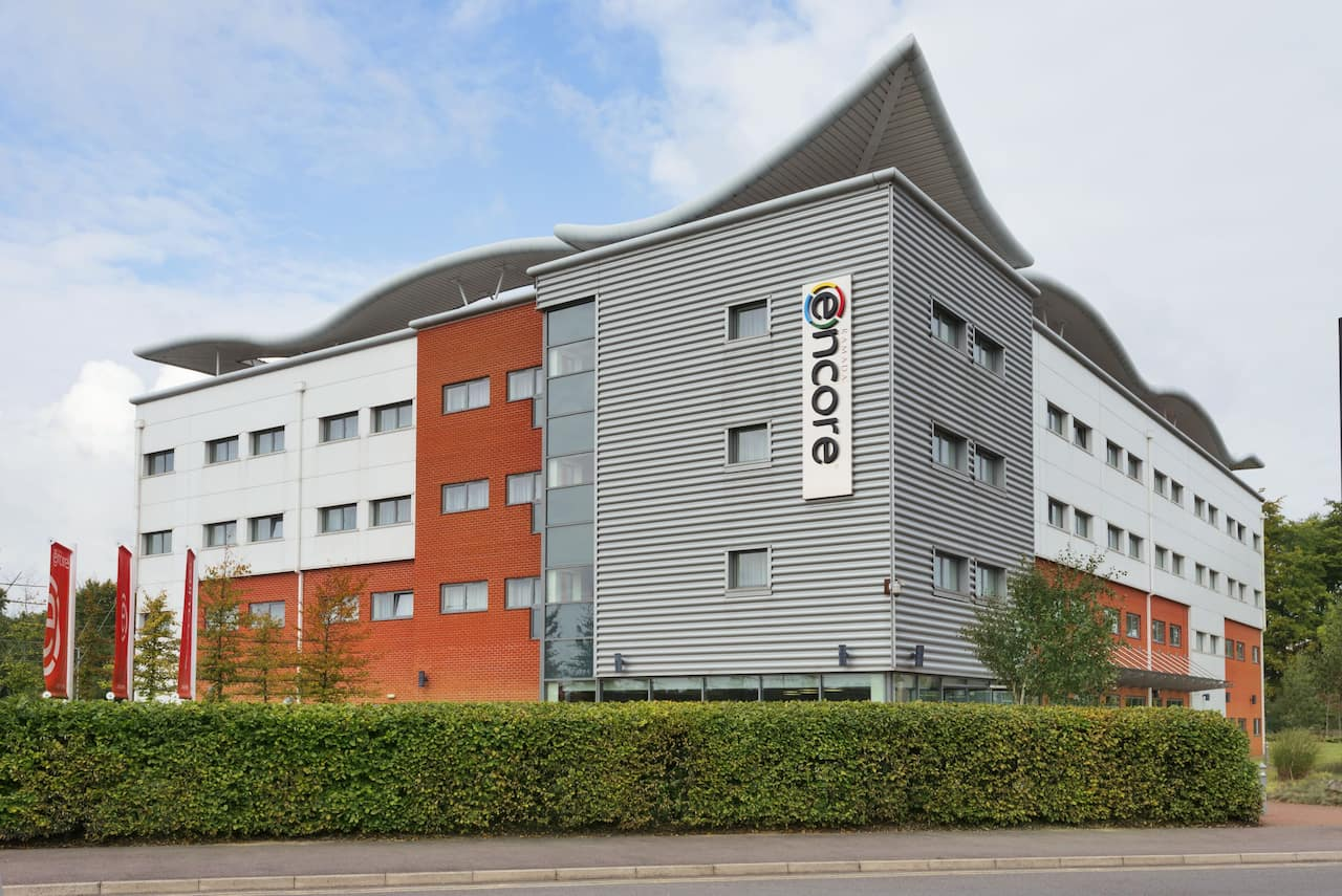 Ramada Encore Doncaster Airport in Sheffield, United Kingdom