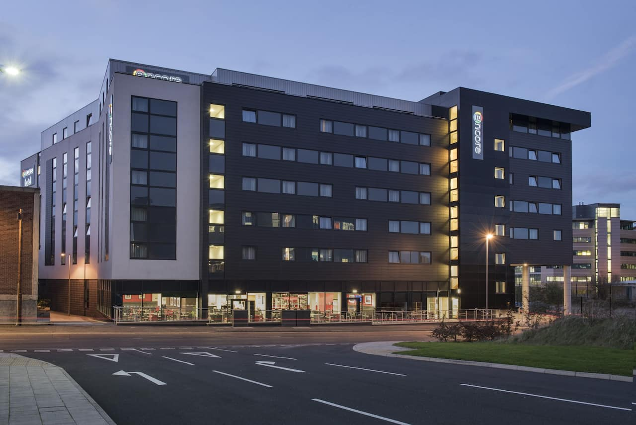 Ramada Encore Newcastle-Gateshead in  Newcastle upon Tyne,  UNITED KINGDOM