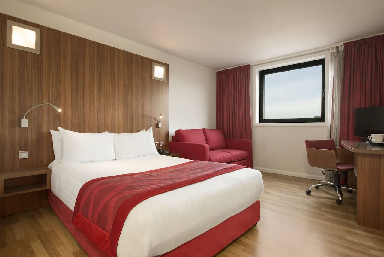 at the Ramada Encore Newcastle-Gateshead in Gateshead, United Kingdom
