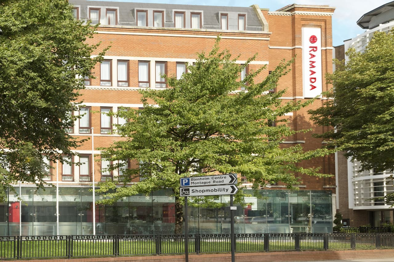 Ramada Hounslow - Heathrow East in  Chertsey England,  UNITED KINGDOM