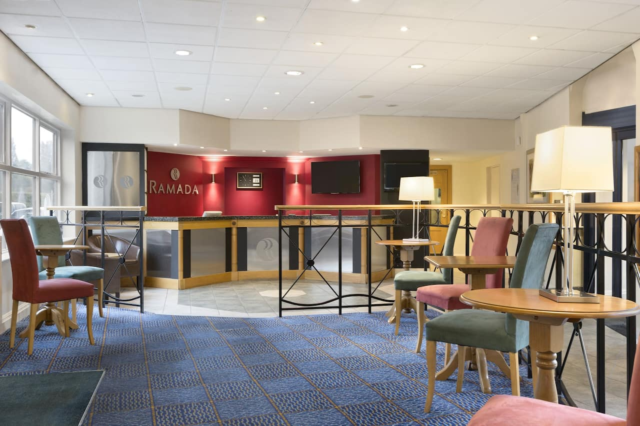 at the Ramada Leicester Stage in Leicester, United Kingdom