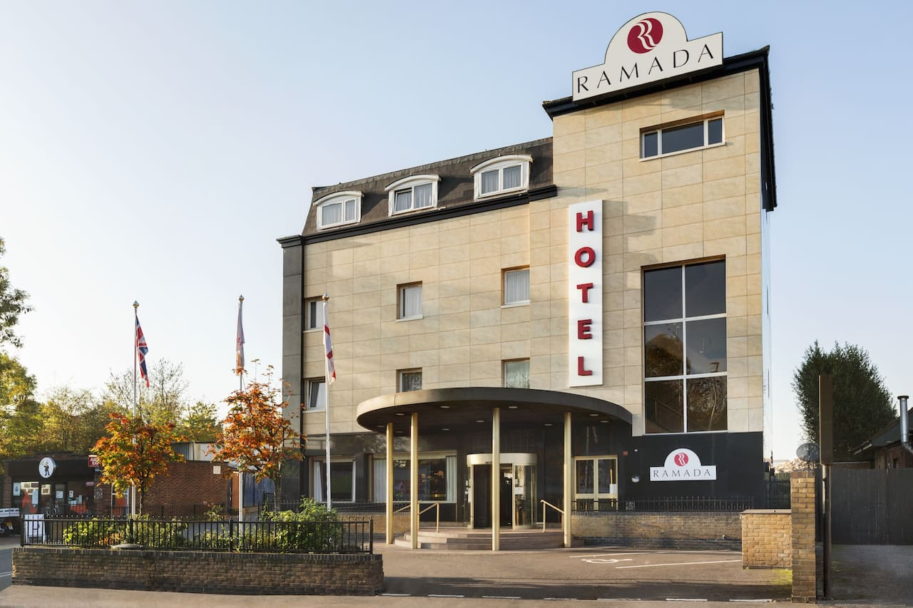 Ramada London South Ruislip in Chertsey England, UNITED KINGDOM