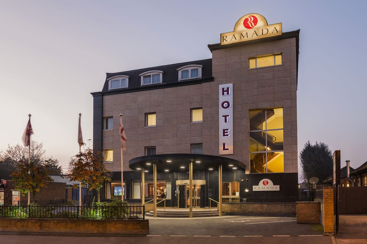 Ramada London South Ruislip in Hampshire, UNITED KINGDOM