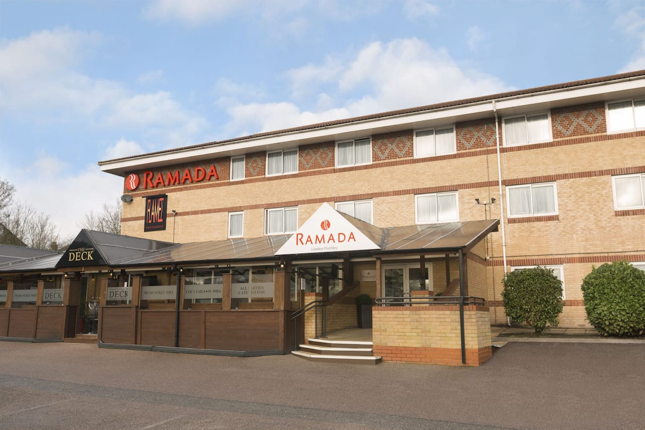 Ramada London Finchley near National Maritime Museum