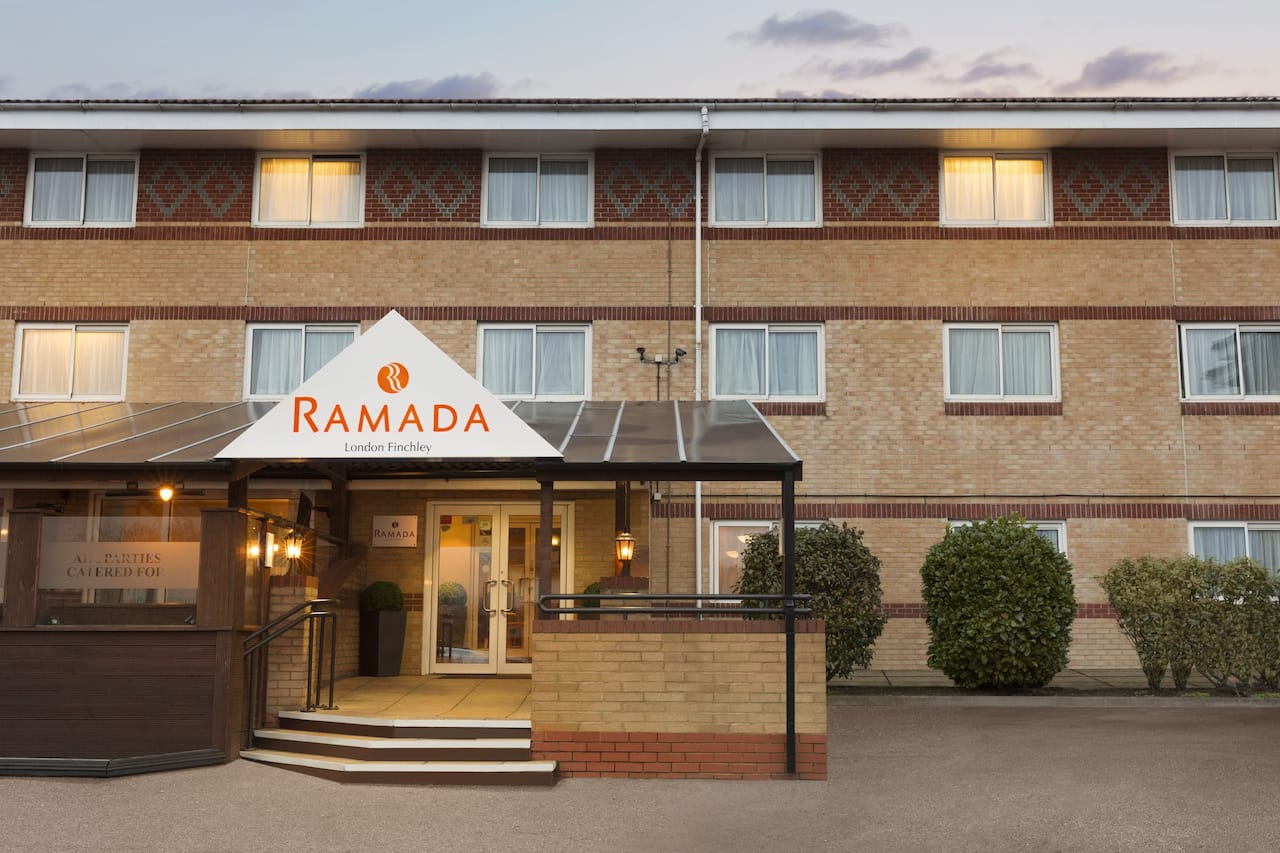 at the Ramada London Finchley in London, United Kingdom