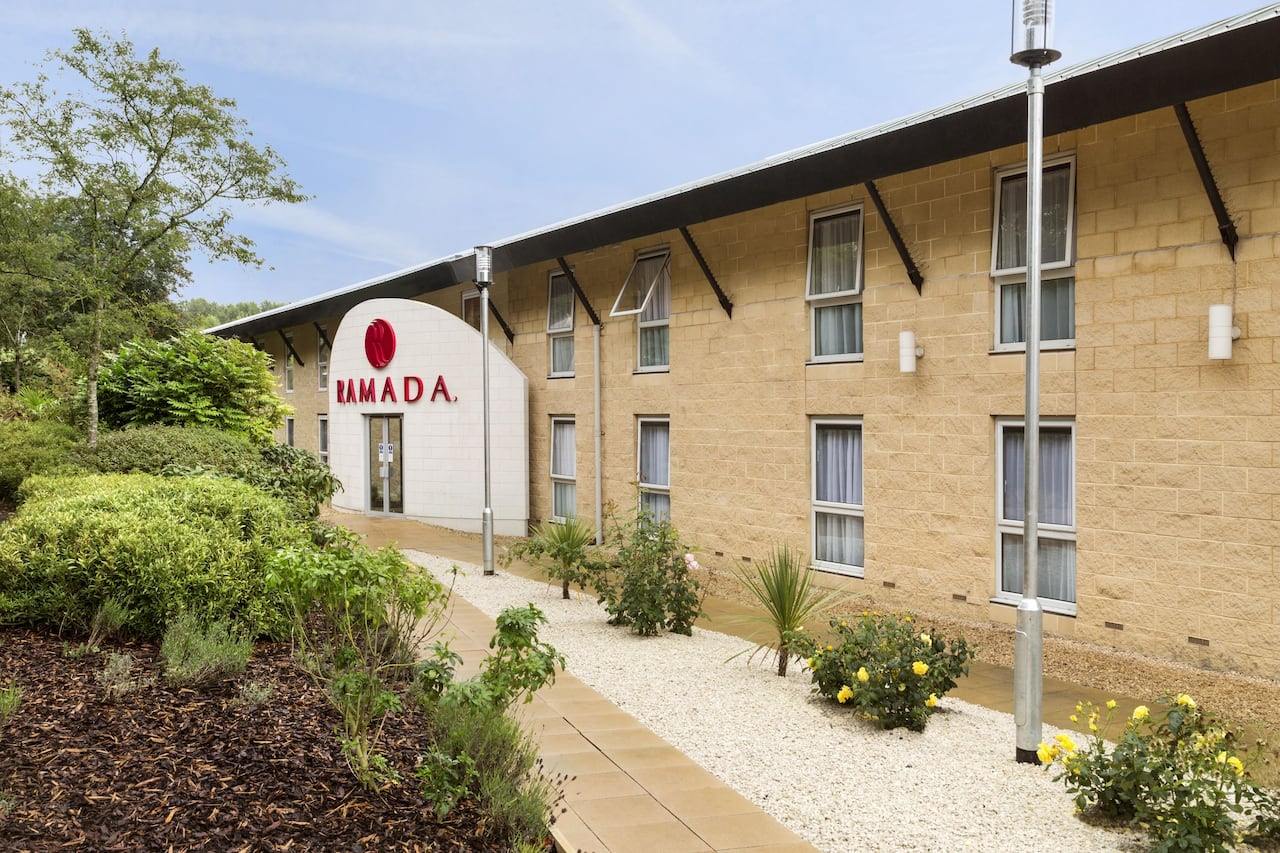Ramada Oxford in  Oxfordshire,  United Kingdom