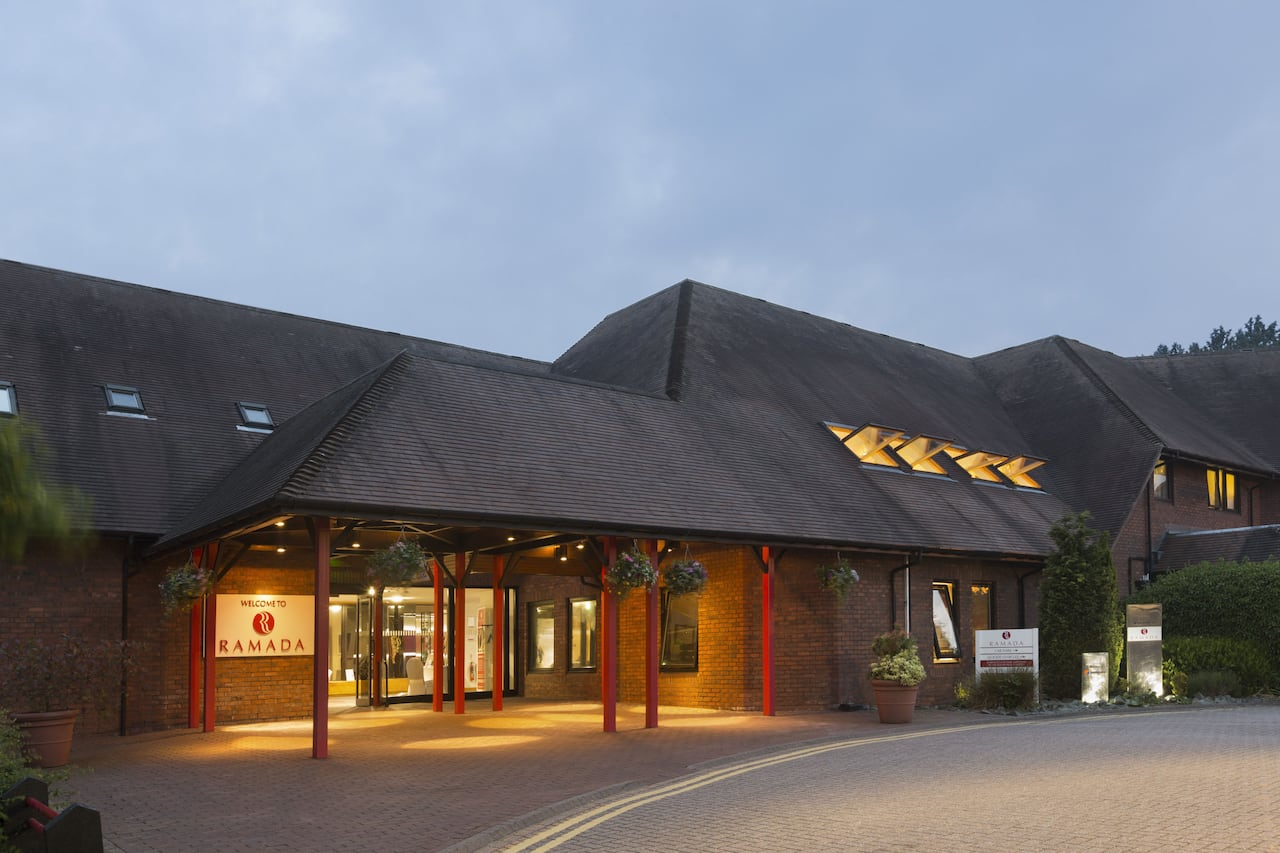 Ramada Hotel Telford Ironbridge in Staffordshire, United Kingdom