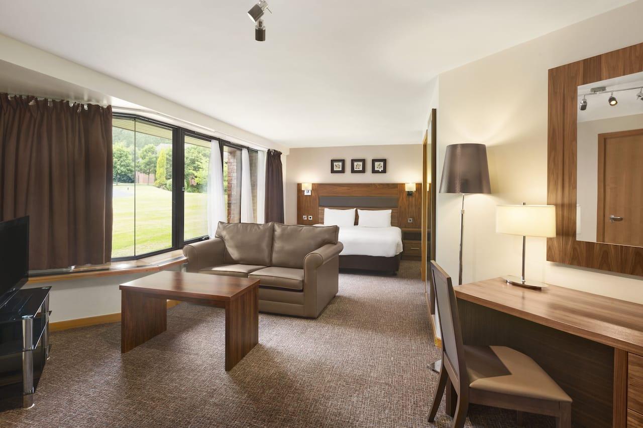 at the Ramada Hotel Telford Ironbridge in Telford, United Kingdom