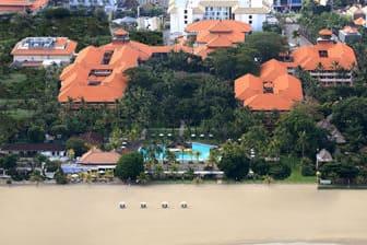 Exterior Of Ramada Bintang Bali Resort Hotel In Kuta Other Than US Canada