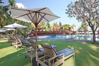Pool At The Ramada Bintang Bali Resort In Kuta Other Than US Canada